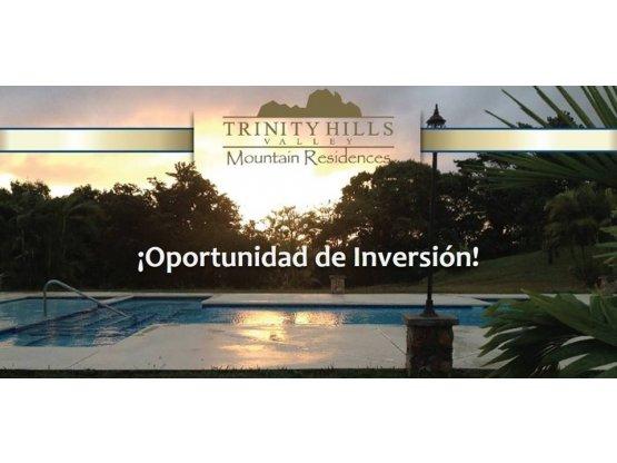 VENTA DE CASAS-LOTES, TRINITY HILLS VALLEY,CAPIRA