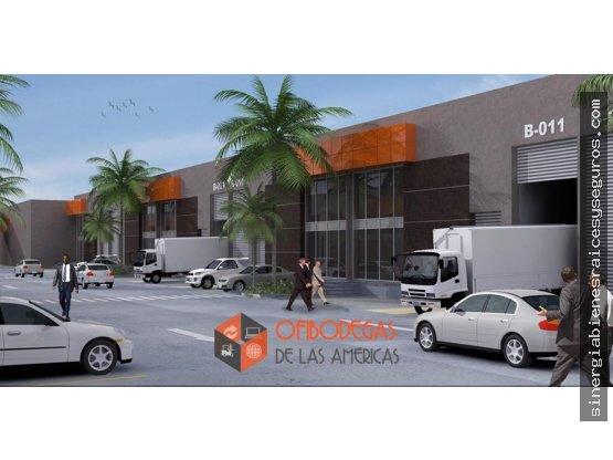 Vendo Ofibodega de Las Américas $.1,305,377.00