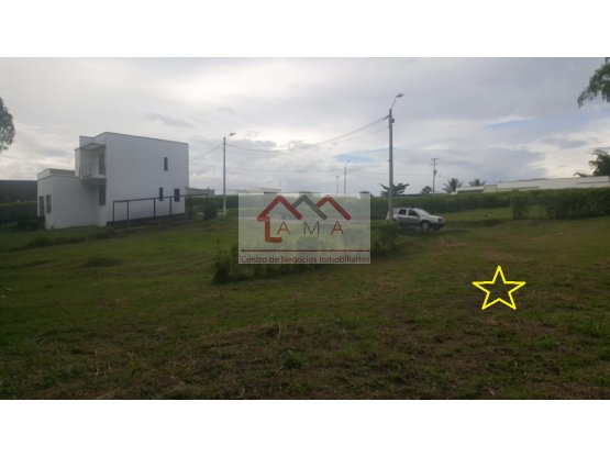 Vende Lote sector Club campestre