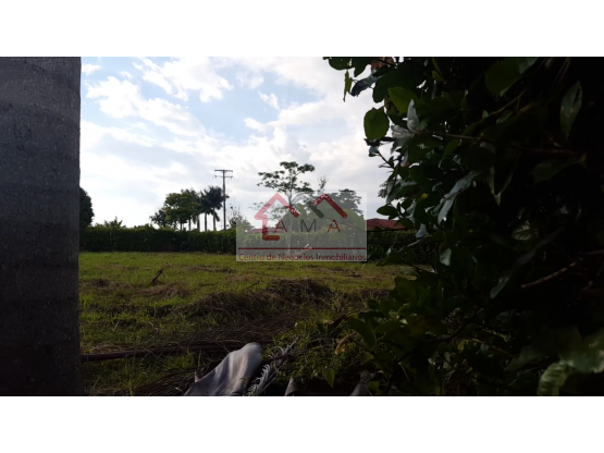 Venta Lote de terreno en la Tebaida