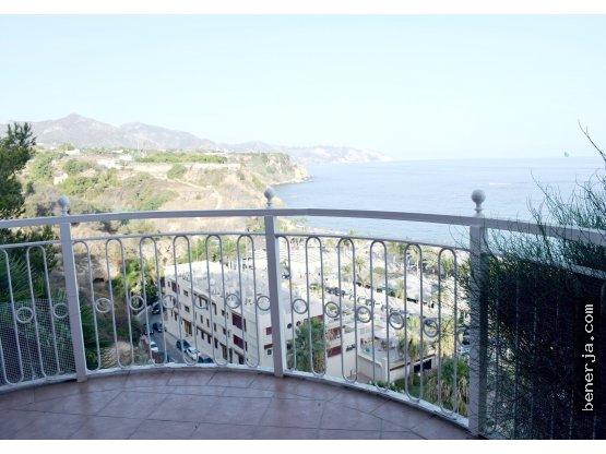 Casa con vistas al mar en Chimenea, Nerja