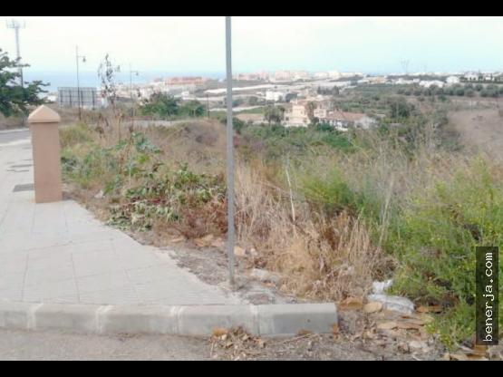 Parcela Urbanizable en El Peñoncillo, Torrox Costa