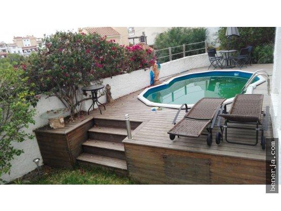 Villa 3 dormitorios en Burriana, Nerja