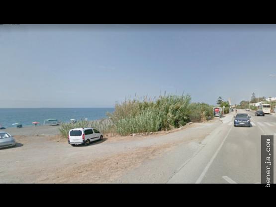 Parcela urbanizable cerca playa Benajarafe