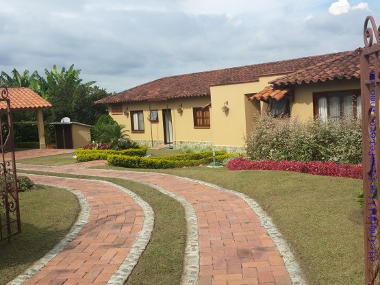 Casa Campestre -Quindío REF:#3125