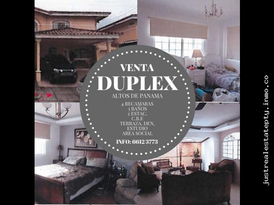 Duplex en El Country