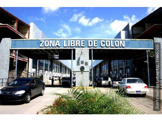 BODEGAS EN ZONA LIBRE. COLON