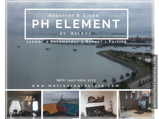 PH ELEMENT. Av. Balboa