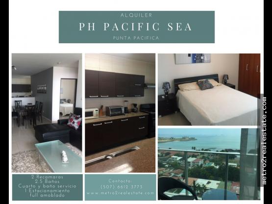 PH PACIFIC SEA. Punta Pacifica (Alquiler)