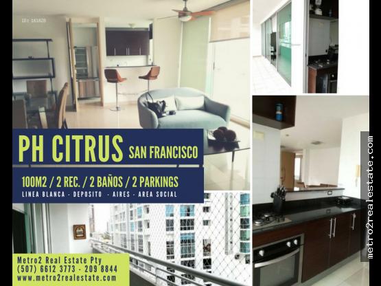 PH CITRUS. San Francisco