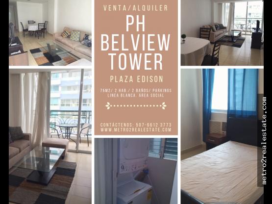 PH BELVIEW TOWER. Plaza edison