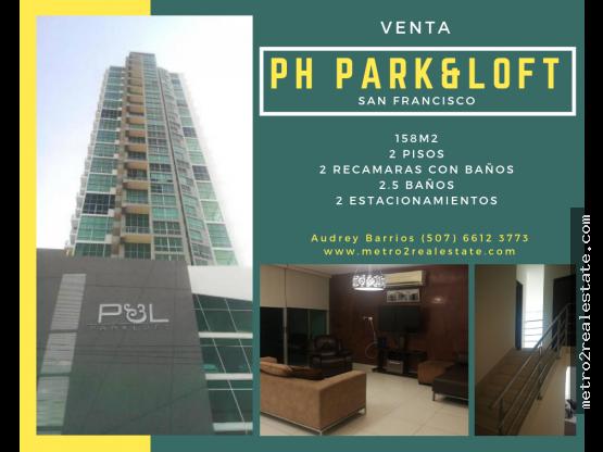 PH PARK & LOFT. Via Porras. (Venta)
