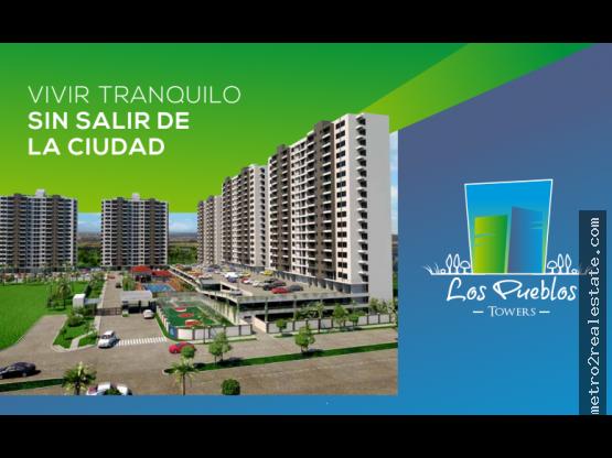 PH LOS PUEBLOS TOWER. Los Pueblos (Nuevo Venta)