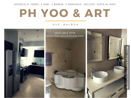 PH YOO & ART. Ave. Balboa - Venta