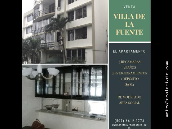 Villa de la Fuente. Acogedor apto en venta.