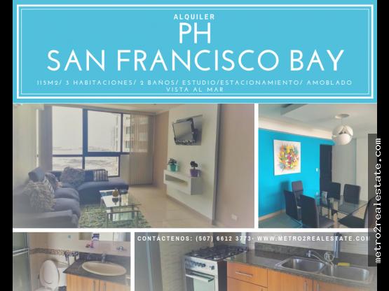 PH SAN FRANCISCO BAY. Alquiler