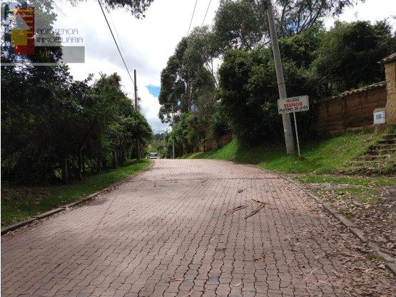 VENDO  LOTE SUBA LA CONEJERA, AREA 2.200 M2.