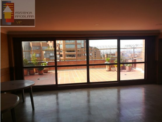 VENTA PENTHOUSE ROSALES ASCENSOR PRIVADO