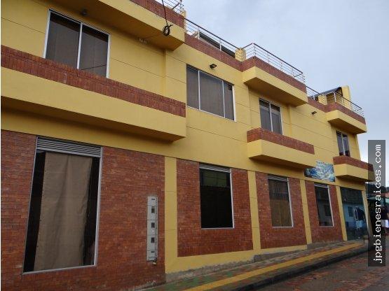 Vendo Espectacular casa centro urbano  Gachancipa