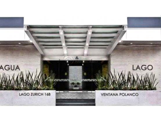 Departamento en Renta en Nuevo Polanco