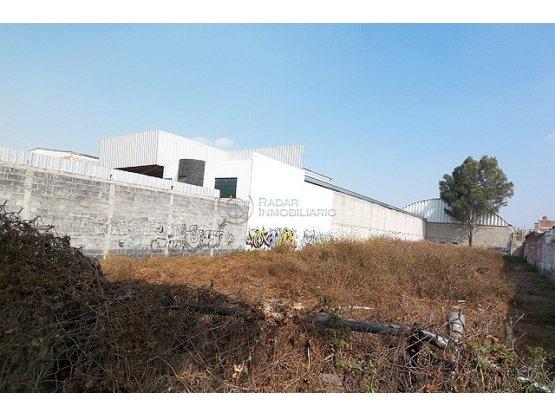 Terreno en venta en Tultitlán