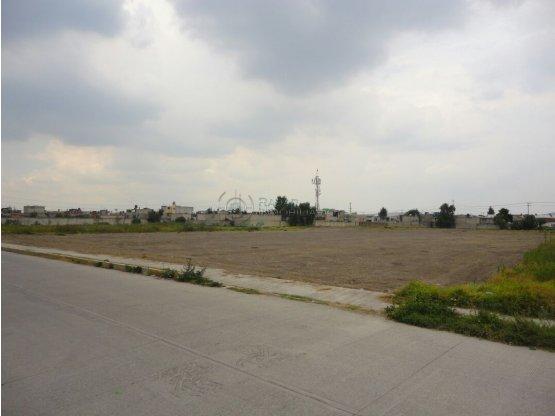 Terreno Industrial Tultitlan, edo. de Mexico