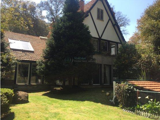 Casa Inglesa en Club Vallescondido