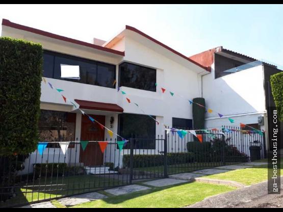 Excelente Casa en Club de Golf Chiluca