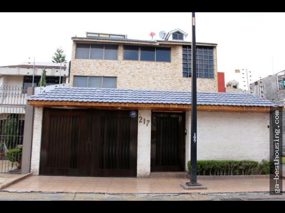 Lujosa casa en Torres de Lindavista