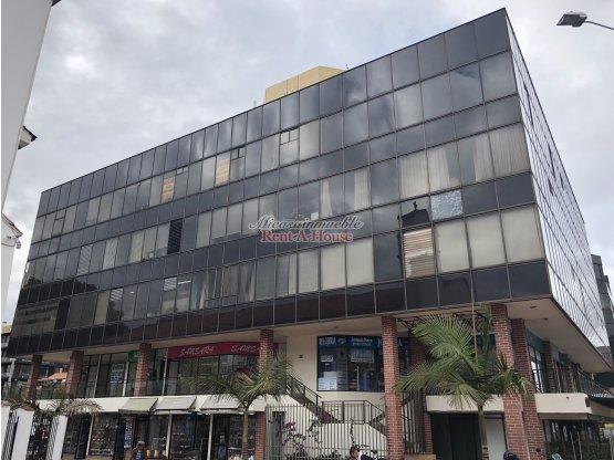 Oficina Arriendo Santa Barbara 19-223