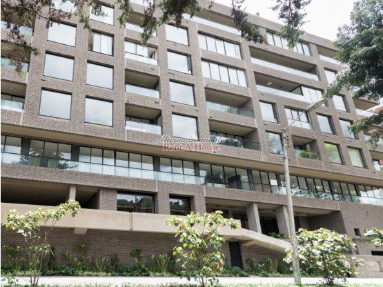 Apartamento Venta Los Rosales 19-205