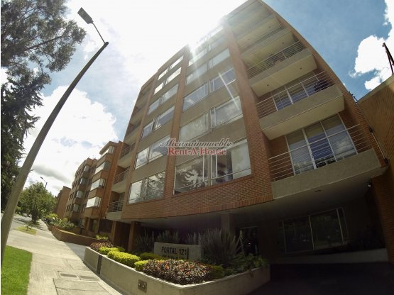 Apartamento Venta Santa Barbara 19-300
