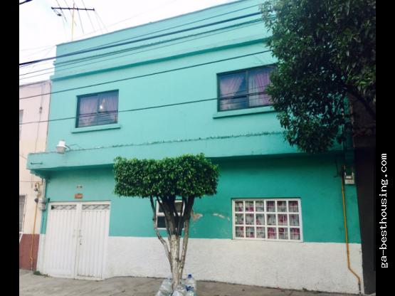 CASA CERCA DE PARQUE BICENTENARIO, AZCAPOTZALCO