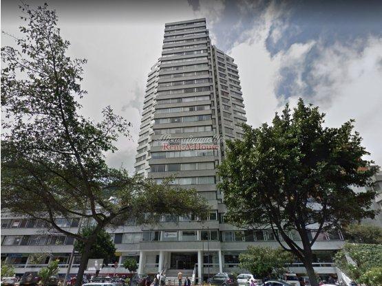 Apartamento Venta Los Rosales 19-224