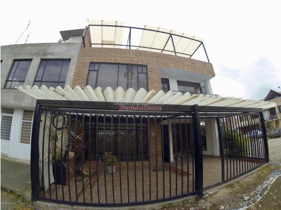 Casa Venta Chia Vered Cerca Piedra 19-208AMPV