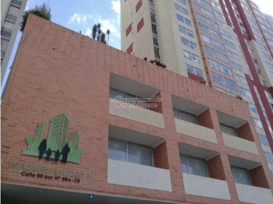 Apartamento Venta Madelena 19-221