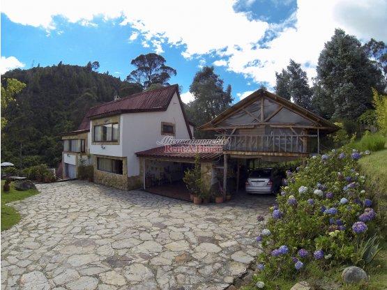 Casa Venta La Calera 19-122