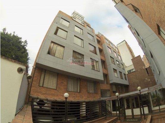 Apartamento Arriendo Chapinero Alto 18-72