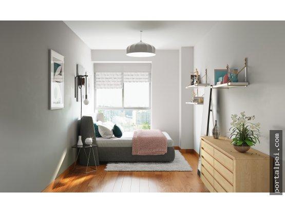 Bonito y cómodo dpto. c/ 2 dormitorios