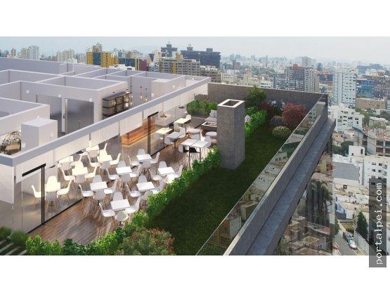 Vendo Oficinas de 58.55 m2 en San Isidro