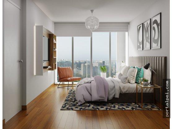 Ubicación estratégica Dpto. 2 dormitorios