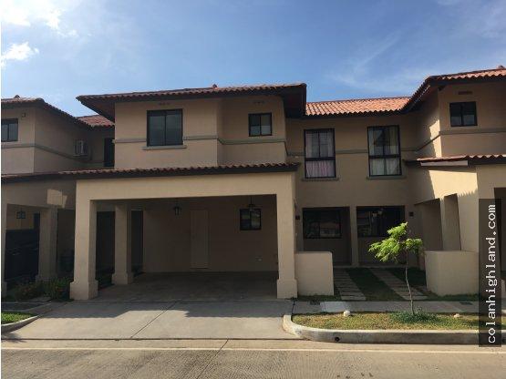 Se Alquila Casa en Panamá Pacifico