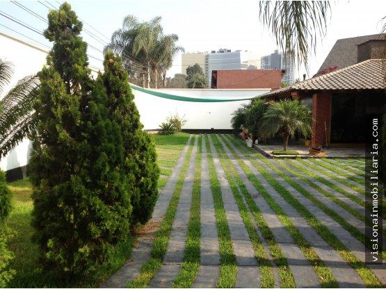 Exclusiva Casa en Santiago de Surco