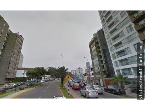 Se vende Terreno Comercial en Miraflores