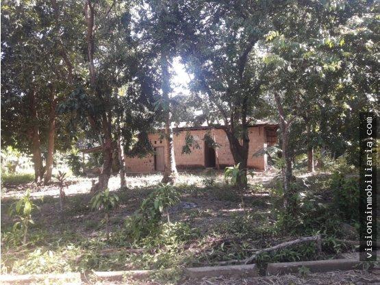 venta de terreno para proyecto o casa de campo