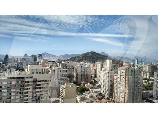 Departamento 3D 2B en Venta, Santiago Centro