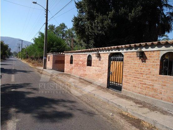 Casa en parcela de Rinconada de Guzmán Putaendo