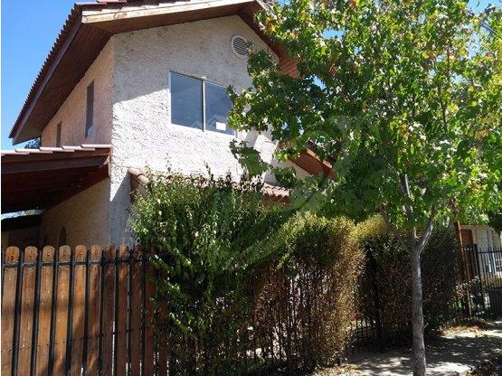 Casa ampliada en Laderas de Santa Rosa Los Andes