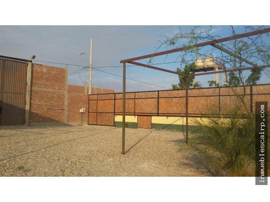 02 Almacenes Juntos de 1,000 m² c/u - Piura