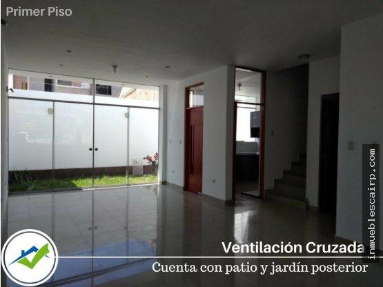 Vivienda 03 Pisos, Urb. Miraflores C. C - Castilla